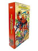 Cover-Bild zu Lee, Stan: Die besten Marvel-Geschichten aller Zeiten: Marvel Treasury Edition
