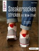 Cover-Bild zu Sneakersocken stricken mit Wow-Effekt (kreativ.kompakt.) von Bergk, Dagmar