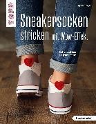Cover-Bild zu Sneakersocken stricken mit Wow-Effekt (kreativ.kompakt.) (eBook) von Bergk, Dagmar
