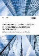 Cover-Bild zu Das Währungstransaktionsrisiko in international agierenden Unternehmen. Leitfaden für Finanzen, Treasury und Controlling (eBook) von Stern, Daniel