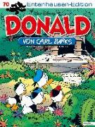 Cover-Bild zu Barks, Carl: Disney: Entenhausen-Edition-Donald Bd. 70
