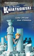 Cover-Bild zu Die Nase der Göttin von Banscherus, Jürgen