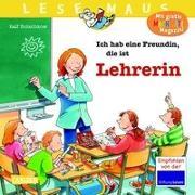Cover-Bild zu LESEMAUS 90: Ich hab eine Freundin, die ist Lehrerin von Butschkow, Ralf
