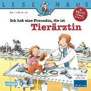Cover-Bild zu Ich hab eine Freundin, die ist Tierärztin von Butschkow, Ralf