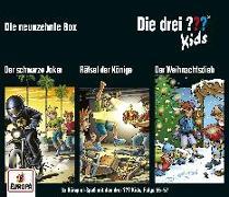Cover-Bild zu Die drei ??? Kids 19. /3er Box Folgen 55 - 57 (3 AudioCDs)