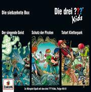 Cover-Bild zu Die drei ??? Kids 017 / 3er Box (Folgen 49, 50, 51)