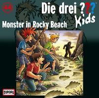 Cover-Bild zu Monster in Rocky Beach