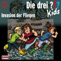 Cover-Bild zu Invasion der Fliegen von Blanck, Ulf
