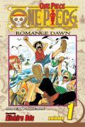 Cover-Bild zu Oda, Eiichiro: One Piece, Vol. 1