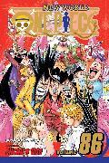 Cover-Bild zu Oda, Eiichiro: One Piece, Vol. 86
