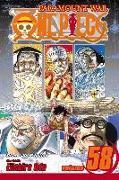 Cover-Bild zu Oda, Eiichiro: One Piece, Vol. 58