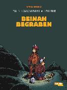 Cover-Bild zu Bravo, Emile: Beinah begraben