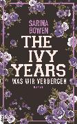 Cover-Bild zu The Ivy Years - Was wir verbergen (eBook) von Bowen, Sarina