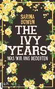 Cover-Bild zu The Ivy Years - Was wir uns bedeuten (eBook) von Bowen, Sarina