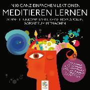 Cover-Bild zu Meditieren lernen (Audio Download) von Minddrops