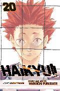 Cover-Bild zu Haikyu!!, Vol. 20 von Haruichi Furudate