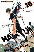 Cover-Bild zu Haikyu!!, Vol. 16 von Haruichi Furudate