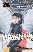 Cover-Bild zu Haikyu!! , Vol. 26 von Haruichi Furudate