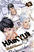 Cover-Bild zu Haikyu!!, Vol. 43 von Haruichi Furudate