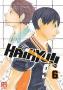 Cover-Bild zu Haikyu!! 06 von Furudate, Haruichi