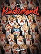Cover-Bild zu Mawil: Kinderland