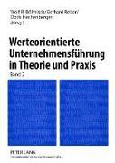 Cover-Bild zu Werteorientierte Unternehmensführung in Theorie und Praxis von Böhnisch, Wolf R. (Hrsg.)