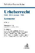 Cover-Bild zu Urheberrecht von Loewenheim, Ulrich (Hrsg.)