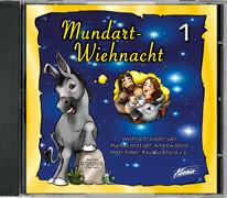 Cover-Bild zu Mundart-Wiehnacht. CD Vol.1 von Hottiger, Markus