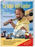 Cover-Bild zu Es Läbe voll Lieder von Reber, Peter