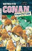 Cover-Bild zu Aoyama, Gosho: Detektiv Conan Fan Edition