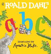 Cover-Bild zu Dahl, Roald: Roald Dahl's ABC