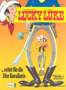 Cover-Bild zu Lucky Luke reitet für die 20er Kavallerie von Goscinny, René
