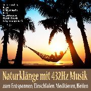 Cover-Bild zu Naturklänge mit 432Hz Musik zum Entspannen, Einschlafen, Meditieren, Heilen (Audio Download) von Abrolat, Torsten