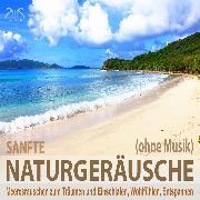Cover-Bild zu Sanfte Naturgeräusche (ohne Musik) - Meeresrauschen zum Träumen und Einschlafen, Wohlfühlen, Entspannen (Audio Download) von Abrolat, Torsten