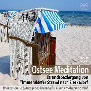 Cover-Bild zu Ostsee Meditation: Phantasiereise von Timmendorfer Strand nach Sierksdorf (Audio Download) von Abrolat, Torsten