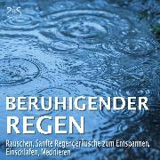 Cover-Bild zu Beruhigender Regen - Rauschen, Sanfte Regengeräusche zum Entspannen, Einschlafen, Meditieren (Audio Download) von Abrolat, Torsten