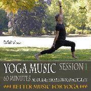 Cover-Bild zu Yoga Musik, 60 Minunten Musik für deine Yoga Asanas, Body-Scan (Session 1) (Audio Download) von Abrolat, Torsten