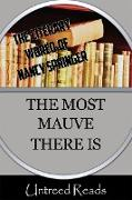 Cover-Bild zu Most Mauve There Is (eBook) von Springer, Nancy