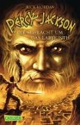 Cover-Bild zu Die Schlacht um das Labyrinth von Riordan, Rick