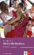 Cover-Bild zu Bend it like Beckham. Schullektüre von Dhami, Narinder