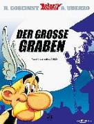 Cover-Bild zu Goscinny, René: Der große Graben