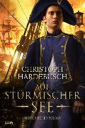 Cover-Bild zu Auf stürmischer See von Hardebusch, Christoph