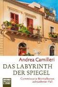 Cover-Bild zu Das Labyrinth der Spiegel von Camilleri, Andrea