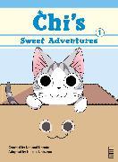 Cover-Bild zu Kanata, Konami: Chi's Sweet Adventures, 1