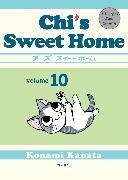 Cover-Bild zu Kanata, Konami: Chi's Sweet Home, volume 10