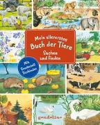 Cover-Bild zu Mein allererstes Buch der Tiere - Suchen und finden von gondolino Meine allerersten Bücher (Hrsg.)