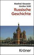 Cover-Bild zu Alexander, Manfred: Russische Geschichte