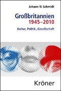 Cover-Bild zu Schmidt, Johann N: Grossbritannien 1945-2010