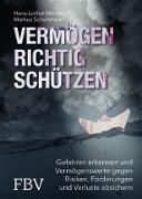 Cover-Bild zu Vermögen richtig schützen (eBook) von Merten, Hans-Lothar