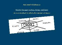 Cover-Bild zu Patente Lösungen suchen, planen, realisieren (eBook) von Schuhmann, Karl-Josef